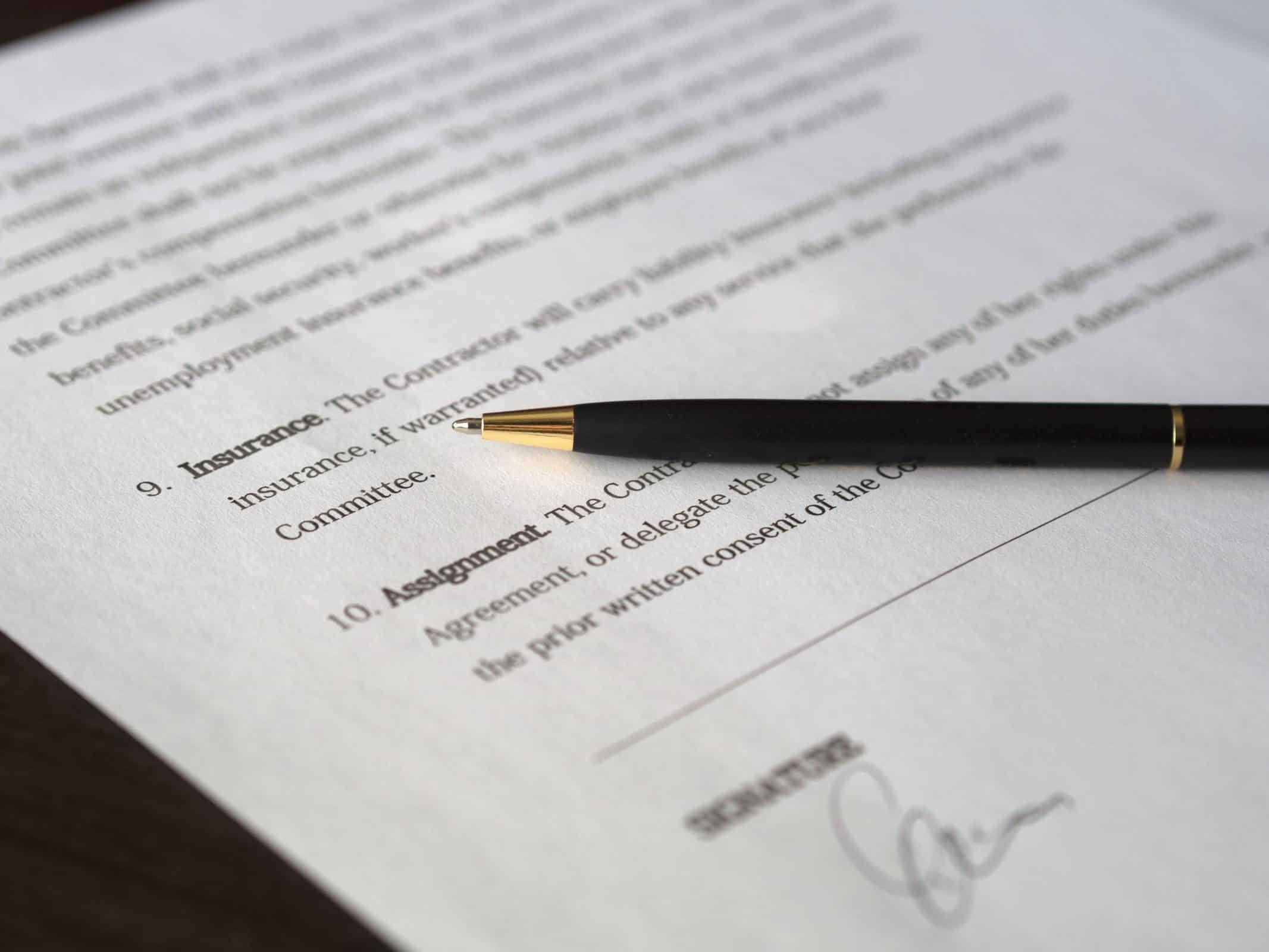 contrats assurance vie